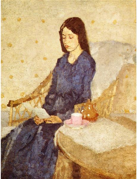 the-convalescent-gwen-john-book-inspired